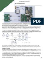 Direct digital phase noise measurement