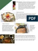 La Gastronomía de Guatemala se caracteriza por la fusión de dos grandes culturas.docx
