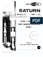 Saturn v Launch Vehicle Flight Evaluation Report, SA-513, Skylab 1