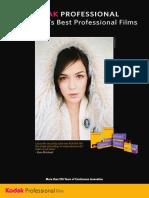 KODAKPROFESSIONAL_Film_Brochure2018
