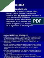 CONSTTRUCCIONES I albañileria