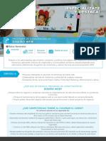 Temario General Diseño Web