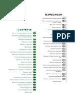 TDM Berhad - Annual Report 2001