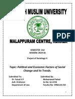 fahad sociology