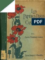 LOS PRIMEROS PASOS EN CASTELLANO