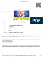 My Bookings _ Fame The Musical.pdf