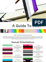 A Guide To LGBT+