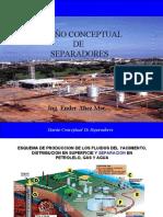 CURSO DISEÑO CONCEPTUAL DE SEPARADORES MOD.pps