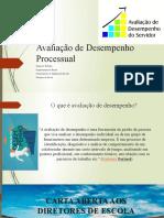 Avaliação de Desempenho Processual