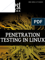 Penetration Testing in Linux