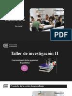 Semana 01 Presentacion proyecto de investigacion definido TI II.pptx
