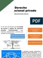 expo derecho internacional privado