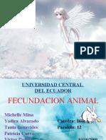 fecundacion animal
