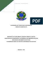 KIT 1 Governança TIC Artefato Comite de TIC