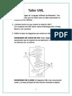 Actividad 1 - UML