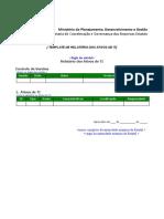 Template - Relatório dos Ativos de TI
