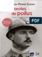 Jean-Pierre - Paroles de poilus