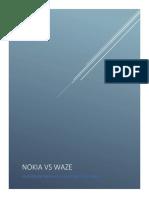 Nokia vs Waze