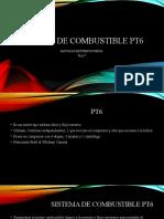 SISTEMA DE COMBUSTIBLE PT6