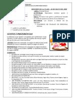 RESUMEN DE LA CLAS 26 DE MAYO