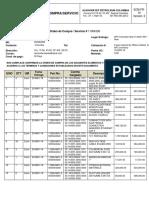 Orden de Compra-Servicio APC-VILL 4338