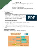 PRACTICA 2 VIRTUAL HIDROCARBUROS SATURADOS E INSATURADOS