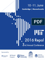 REPAL 2016 Preliminary Program 1