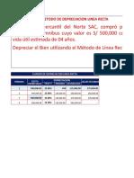 Métodos de Depreciación-20172