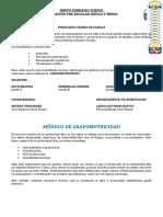 MODULO DE GRAFOMOTRICIDAD(1)