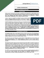 PALS-Doctrinal-Syllabus-POLITICAL-LAW-2015.docx