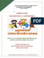 MODULO DE MATEMATICAS 301