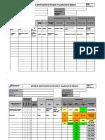 F01-PC11 Matriz de peligros y riesgos v.3