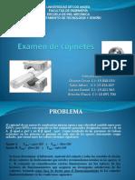 Examen de cojinetes power point