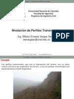 16 perfiles transversales