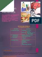 Tema 4.3.Contenido de Lípidos en Alimentos
