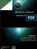 Blackberry y Playbook