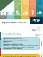 Presentacion Reglamento_conducción