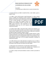 ESPECIFICACIONES DEL HILO CONSUMO MATERIAL DE APOYO