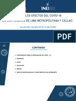 INEI, Encuesta sobre COVID - 19, Mayo 2020.pdf