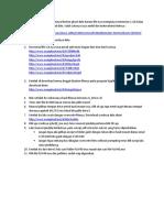 Instalasi Pathloss 4.0