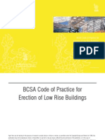Erection of Low-Rise Building