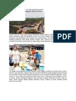 Pemanfaatan Sumber Daya Air bagi kehidupan manusia