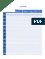Tabla Periodica y Distribución Electrónica