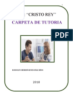 Carpeta Tutoria Rodo 2018