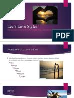 Lee's Love Styles 2.pptx