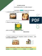 activación de la tortilla