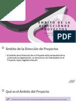 Ambito de la Dirección de Proyectos.pdf
