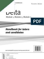 Delta Modules Handbook V2 (1)