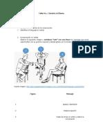 Actividad No. 1 Comunicación No Verbal y Tipos de Clientes