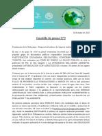 Gacetilla II - Fundamento de la Ordenanza - Respuesta al informe de Impacto Ambiental.pdf